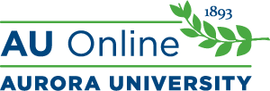 Logo for Aurora University Online
