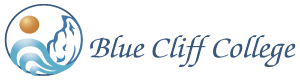 Logo for Blue Cliff College