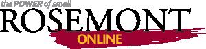 Logo for Rosemont College Online