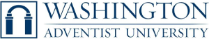 Logo for Washington Adventist University