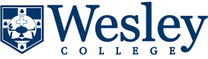 Logo for Wesley College