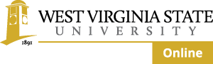 Logo for West Virginia State University Online